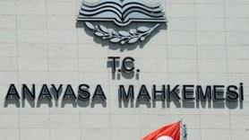 Anayasa Mahkemesi'nden kritik talep