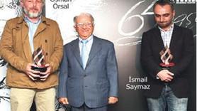 Abdi İpekçi Ödülleri sahiplerini buldu