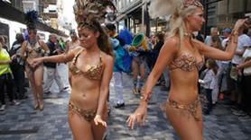 Rio'yu aratmayan festival