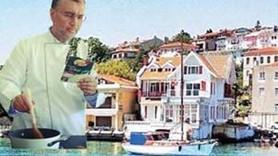 Murat Ülker yalısını restoran yapıyor!
