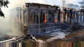 Tarihi köşk yıkılmama şartıyla satılmış!