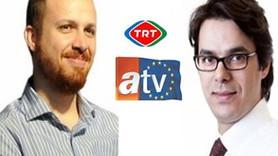 Hem TRT'yi hem ATV'yi yönetiyor!