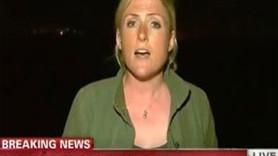 O muhabire şok! İsraillilere tepki verdi görevden alındı!