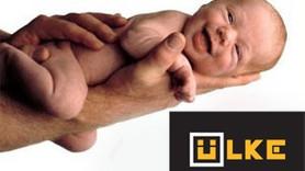 Ülke TV'de bebek sevinci! (Medyaradar/Özel)