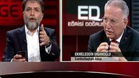 Ekmeleddin İhsanoğlu: Coca Cola ve Pepsi'nin adayıyım