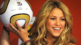 Dünya Kupası'nın finalini Shakira yapacak