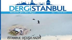 Dergİstanbul yayın hayatına başladı!