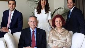 İşte İhsanoğlu'nun ailesi!