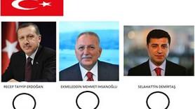 Türkiye bir kez daha sandık başında!