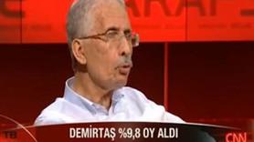 AKP'nin anketçisinden şoke eden seçim itirafı