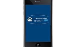 AA seçim sonuçları SMS ile cebinizde