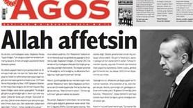 """Erdoğan'ın """"Affedersin Ermeni"""" sözüne Agos'tan yanıt: Allah affetsin!"""