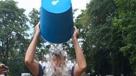 Buzlu su kampanyasına destek verirken öldü