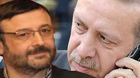 Erdoğan'dan Fatih Saraç'a: Alo Fatih, bak bugün gene gazetenin ön tarafı...