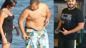 Sempatik oyuncu 6 ayda 25 kilo verdi