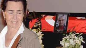Fatma Girik 57 yıllık aşkına böyle veda etti!