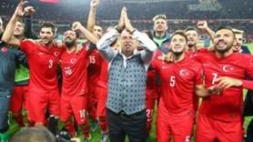 A Milli Futbol Takımı'na verilecek prime dava