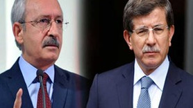 Davutoğlu ve Kılıçdaroğlu'ndan AA'ya taziye mesajı