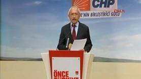 Kılıçdaroğlu'ndan seçim sonrası ilk açıklama