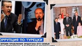 Rus kanalları 'yolsuzluk dosyalarını' açtı: Bilal Erdoğan başrolde!