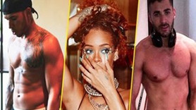 Rihanna'dan şok itiraf: Benzema ve Hamilton'la sadece seviştim