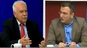 Ulusal Kanal'da şaşırtan buluşma: Cem Küçük sordu Perinçek yanıtladı!