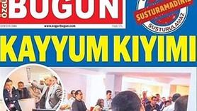 """""""Özgür Bugün Gazetesi""""ni çıkaran 3 gazetecinin 3 yıl hapsi istendi!"""