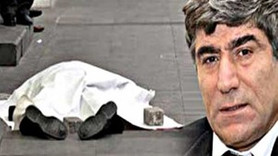 Hrant Dink cinayetine 100 bin liralık tazminat! Kamu görevlileri ödeyecek!