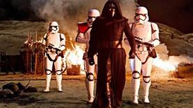 Star Wars'tan 4 günde 529 milyon dolarlık hasılat!