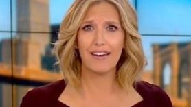 CNN muhabiri canlı yayında bayıldı!