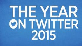 2015 yılında insanlar Twitter'da neleri konuştu?