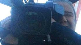 Kelepçelenen eski kameraman kalp krizi geçirip öldü