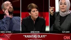 """CNN Türk'te 'Kabataş Olayı' kavgası! """"Özür dileyecek misiniz?"""""""