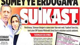 Umut Oran'dan o iddiaya tepki: Şerefsizce iftiralar!