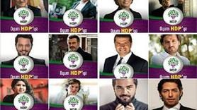 Ünlü sanatçıları HDP'li yapan kampanyaya açıklama!