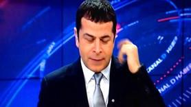 Cüneyt Özdemir'e sinek engeli!
