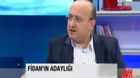 Yalçın Akdoğan: Fidan başbakan olacakmış, gülmeden edemiyorum!