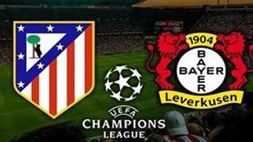 Atletico Madrid-Bayer Leverkusen maçı hangi kanalda?
