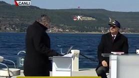NTV canlı yayınında Oğuz Haksever'in zor anları!