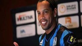 Ronaldinho hangi Türk takımı ile anlaştı?