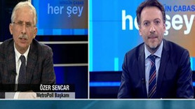 CNN Türk'te anket kavgası: Bu adam kafayı yemiş!