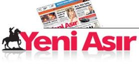 Türk basınında bir ilk! O gazetenin 1. sayfasını erkeklere kapattı! (Medyaradar/Öze