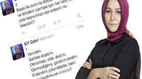 """Elif Çakır'ın """"Kabataş itirafları"""" twitter'ı salladı: """"Yanıldım, gaflete düştüm"""""""