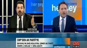 CNN Türk'te bomba kavga! Mirgün Cabas'la AKP'li aday Savcı Sayan birbirine girdi!