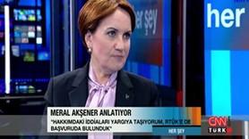 Akşener'den kaset iddiasına İslami çözüm: İftiranın cezası 80 değnektir!