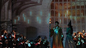 ''Harry Potter'' ilk kez operaya uyarlandı!