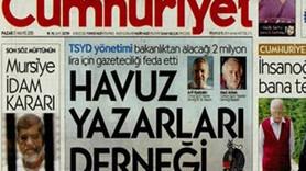 """Cumhuriyet'in """"havuz"""" haberlerine TSYD'den cevap var!"""