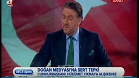 Yiğit Bulut fedailiğe soyundu: İki silahım var, ben ölmeden Erdoğan'a kimse dokunamaz