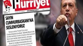 Hürriyet'in o başlığı için suç duyurusu!