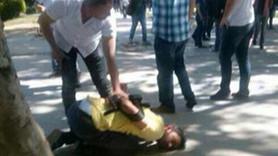 TGC gazeteciye şiddeti kınadı, emniyeti göreve çağırdı!